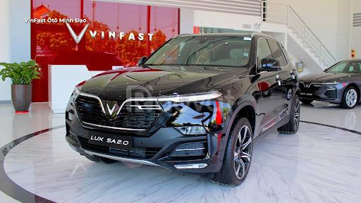 VinFast Lux SA miễn phí trước bạ
