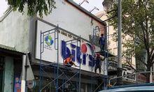 Thiết kế biển quảng cáo in bạt Hiflex khổ lớn giá rẻ tại Đà Nẵng.