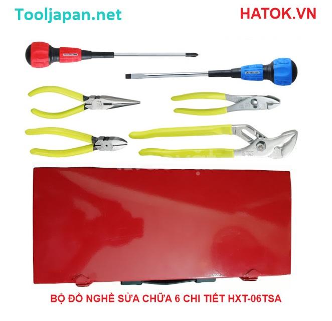 Bộ đồ nghề sửa chữa điện 6 chi tiết HXT-06TSA