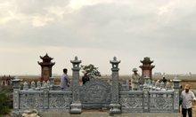 Xây mộ đẹp, lăng mộ tại Hải Phòng bằng đá tự nhiên