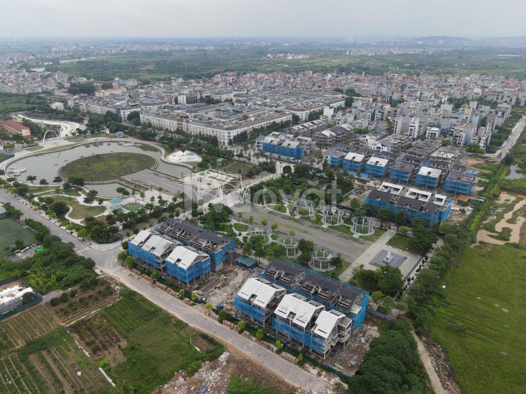 Bán lô biệt thự t01-17 khu đô thị Dương Nội hướng tây nam
