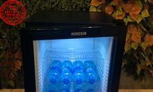Tủ lạnh minibar khách sạn Homesun cánh kính 40 lít BCG-40
