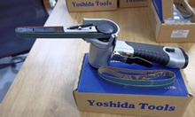 Máy mài dây đai khí nén Yoshida YBS-10-1 Nhật Bản