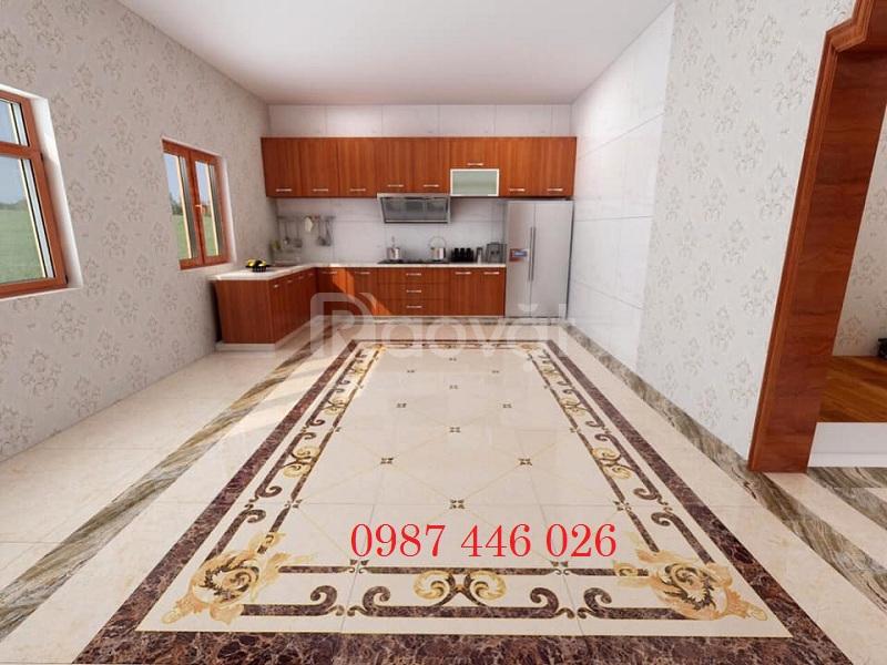 Gạch thảm sàn cao cấp phong cách hiện đại HP7941