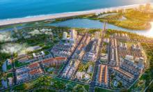 Bán lô góc 160m dự án đăt nền khu đô thị Nam Đà Nẵng hướng đông nam