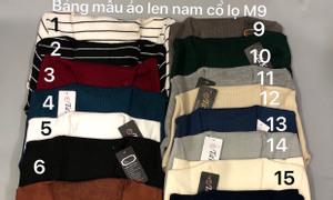 Xưởng sỉ áo len nam ở Hà Nội