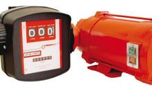 Máy bơm dầu mini, máy bơm xăng mini, Gespasa SAG-800 Ex