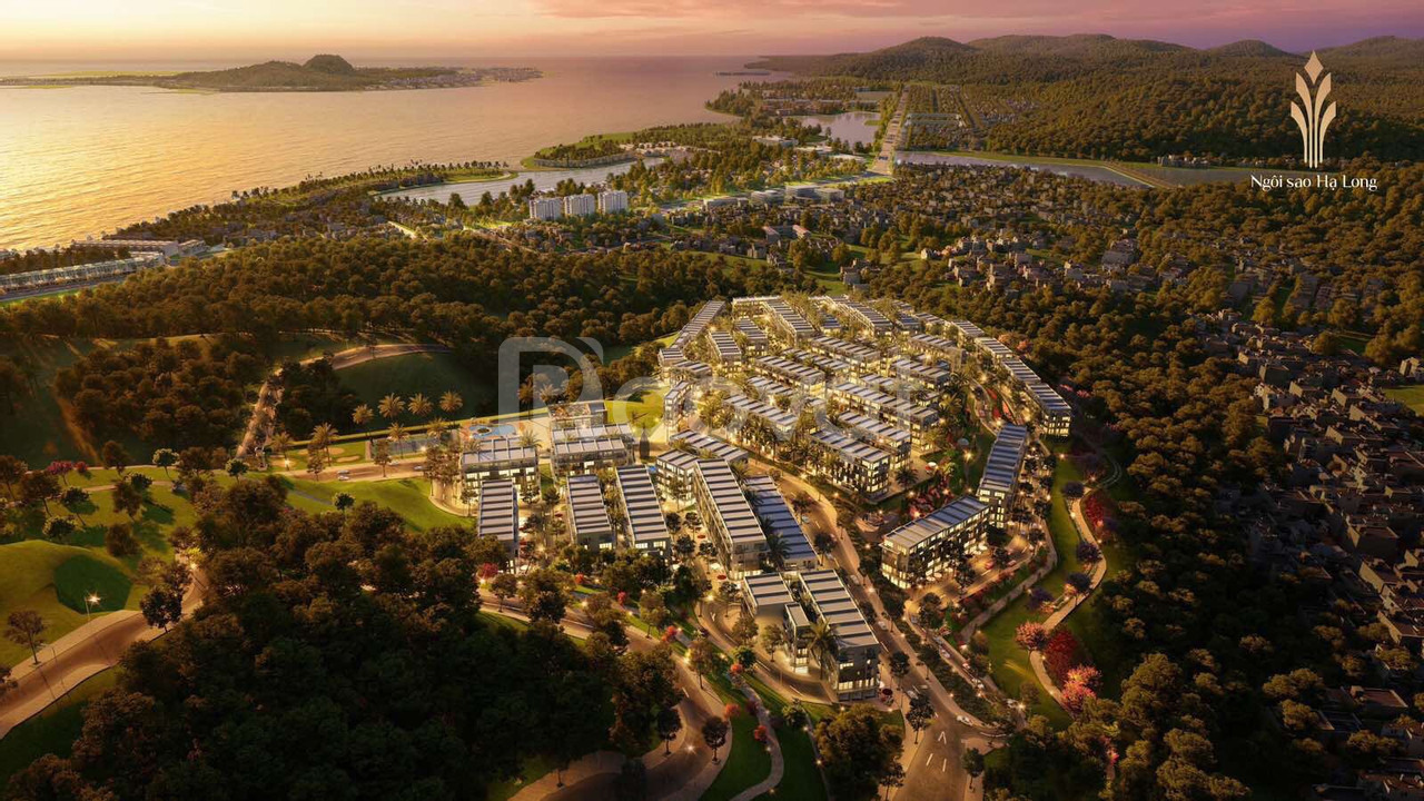 Đầu tư hôm nay ấm no ngày mai, The Astro Halong Bay