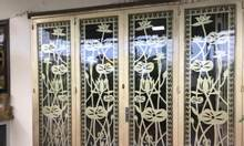 Thiết kế cửa sắt CNC thông minh tiện lợi với giá rẻ hiện nay