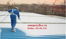 Thi công sơn chống nóng mái tôn tại Bạc Liêu