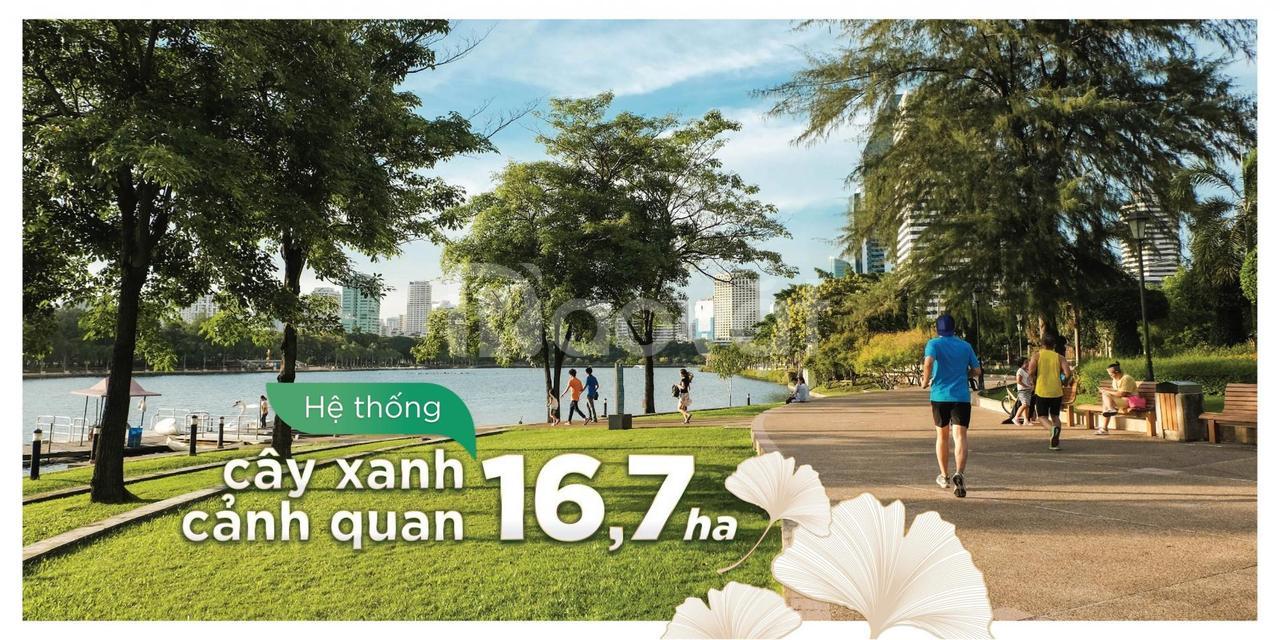 Hinode Royal Park, xanh mướt và bình yên giữa lòng đô thị