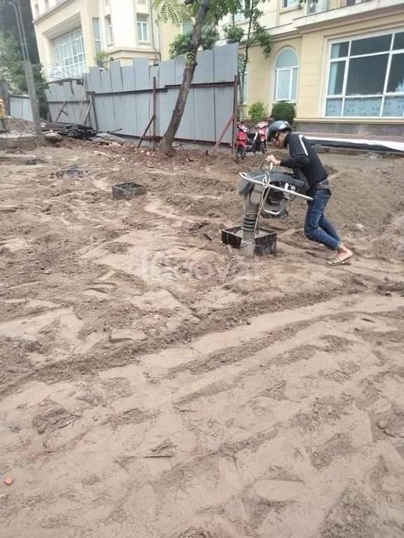 Nhận đầm nền nhà tại Vinh