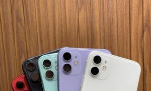Bán iPhone 11 bản quốc tế 99%