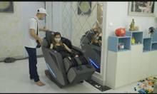Thanh lý ghế massage Fj b779 cao cấp 5D của Nhật giá bớt rẻ