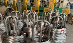 Nhà máy sản xuất dây thép không gỉ của Feng