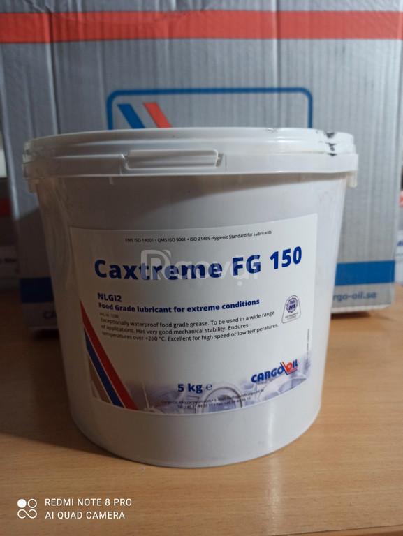 Cargo Caxtreme FG 150 - 2 (NLGI 2), mỡ bôi trơn cấp thực phẩm gốc tổng