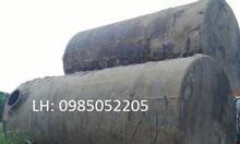 Bồn chứa xăng, dầu đã qua sử dụng phân phối trên toàn quốc