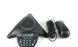 Điện thoại hội nghị Polycom Soudstation 2