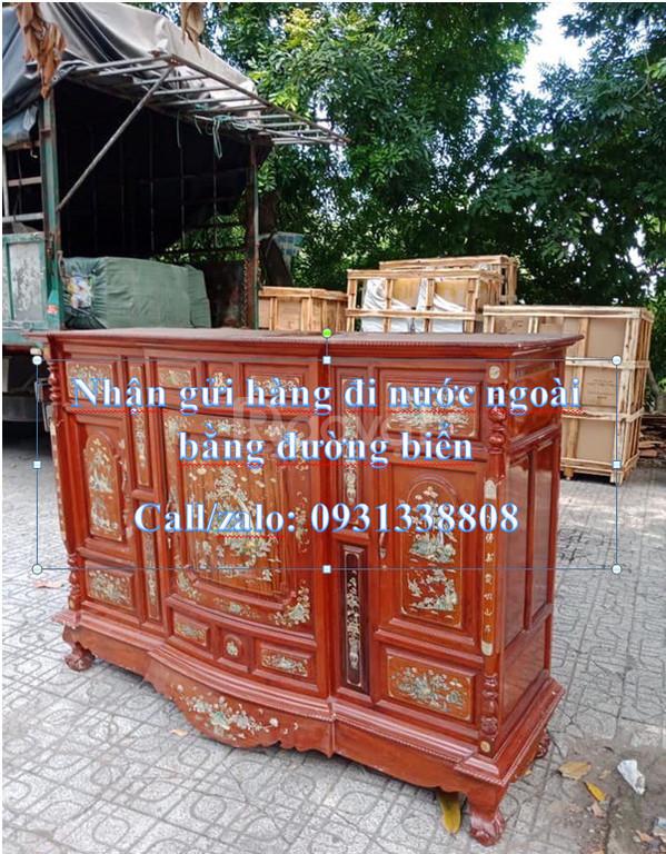 Công ty vận chuyển hàng đi nước ngoài tại Hồ Chí Minh