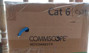 Cáp mạng CommScope Cat6 1427254-6