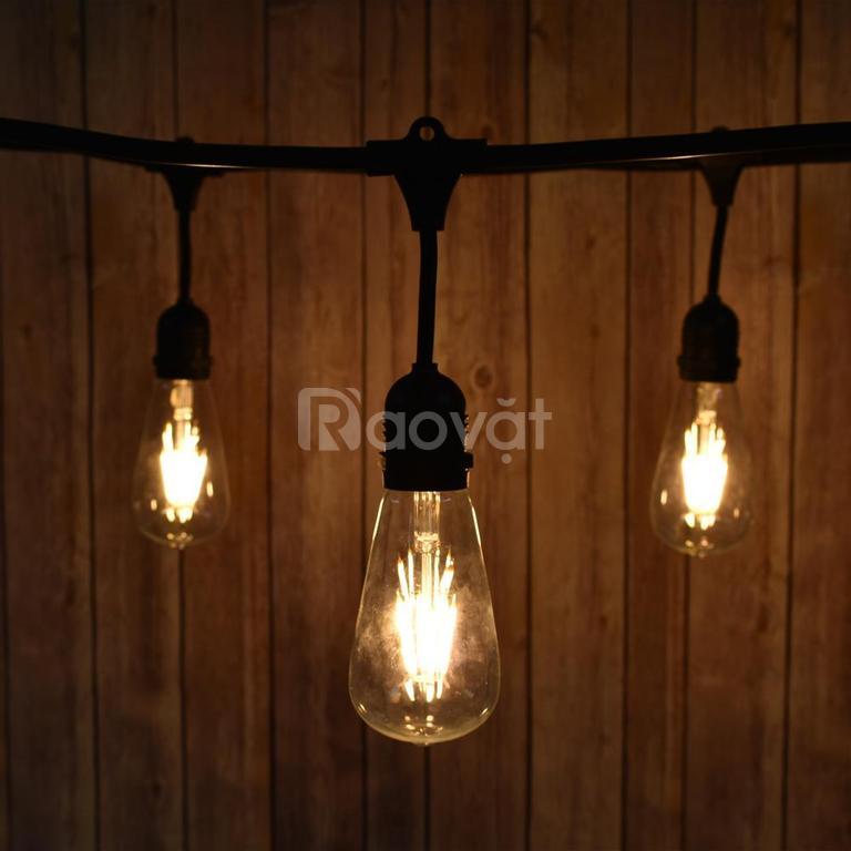 Bóng Đèn Led trang trí Filament ST64 - 4,5W LG225045-CSv00 sáng Vàng