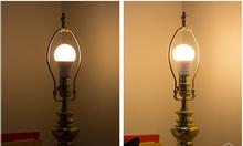 Bóng đèn led bulb A60 9W đuôi E27 - LG7109v1 ánh sáng vàng