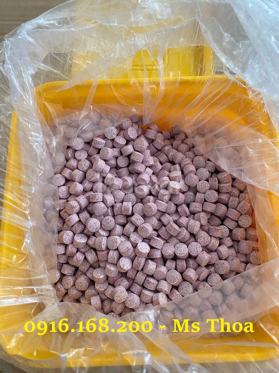 Wirkon viên sủi, Potassium monopersulphate, diệt khuẩn phổ rộng