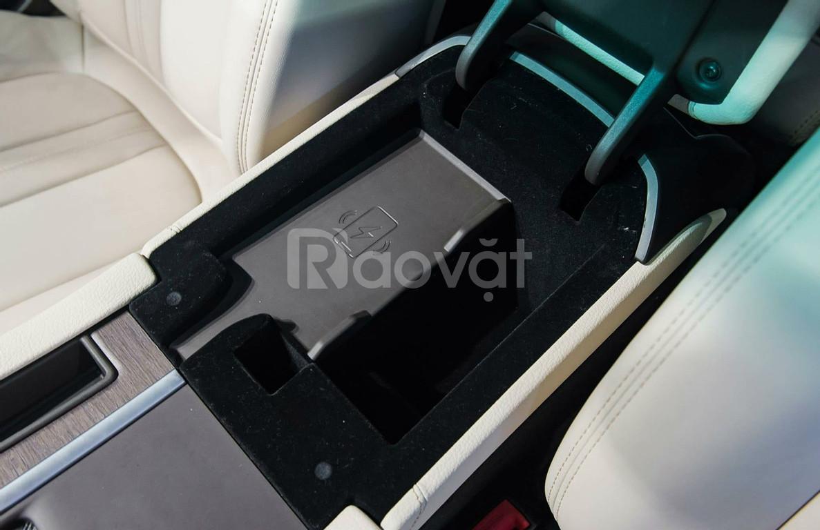 VinFast Lux A2.0 màu đen