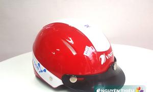 Xưởng mũ bảo hiểm quà tặng doanh nghiệp