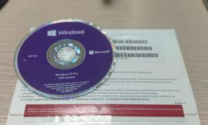 Thanh lý bản quyền phần mềm Windows 10 Pro 64bit giá rẻ