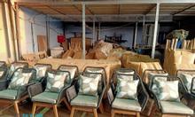 Xưởng gia công bàn ghế nhà hàng, bàn ghế khách sạn, Resort nghỉ dưỡng