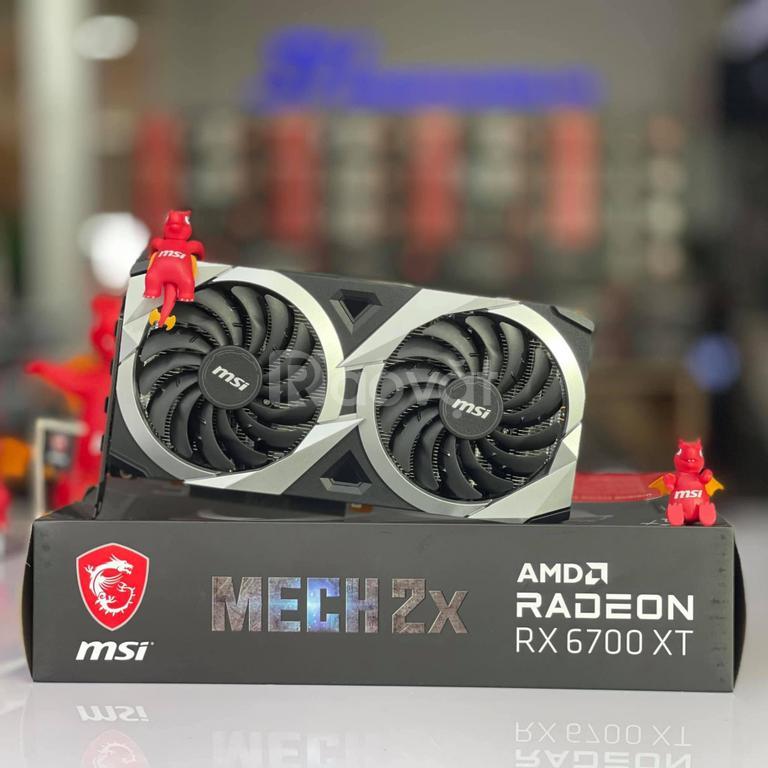 VGA MSI Radeon RX 6700 XT Mech 2X 12G