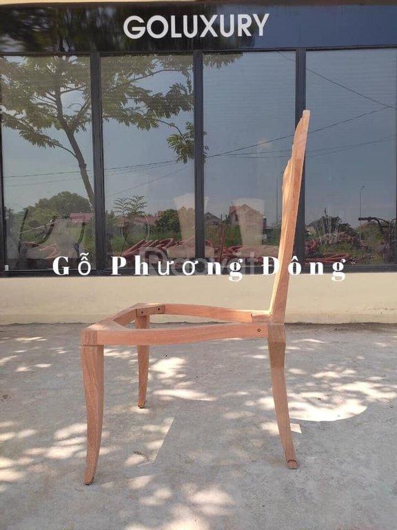 Mẫu khung ghế ăn CG - L