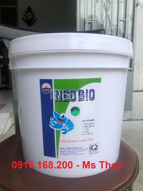 NEO BIO vi sinh bột xử lý nước ao nuôi tôm cá