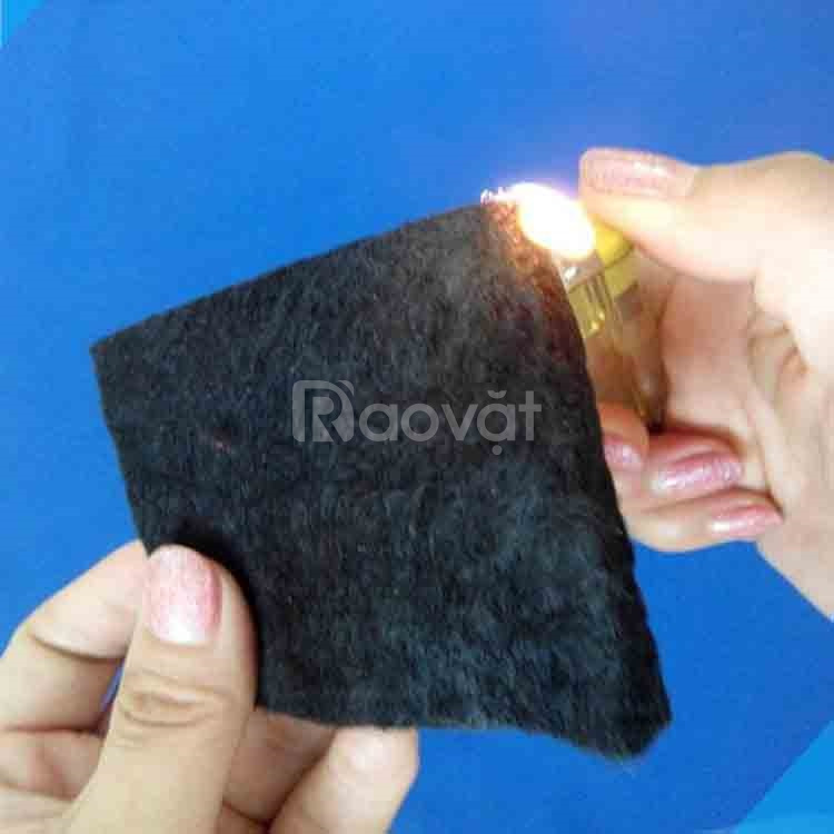 Gia công chống cháy các loại vải