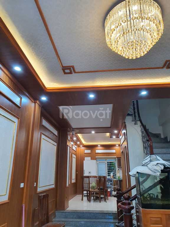 Thiết kế và thi công vách ốp tường gỗ nhựa tại Hà Nội