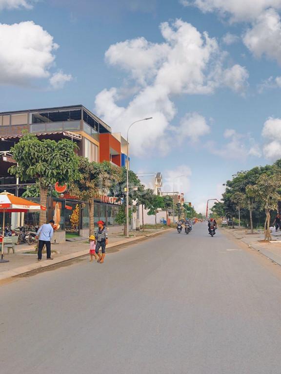 Bán gấp lô đất mặt tiền đường 40m thuộc khu dân cư Bình Chánh mới