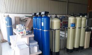 Lọc nước tổng đầu nguồn, lọc nước giếng