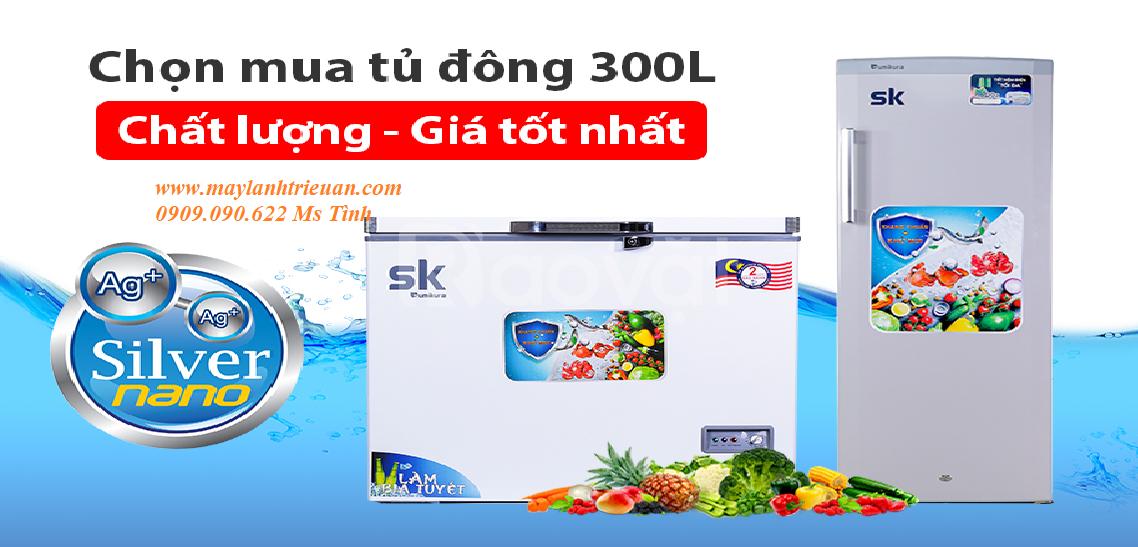 Tủ đông Sumikura Inverter chính hãng, tiết kiệm điện cho mọi nhà