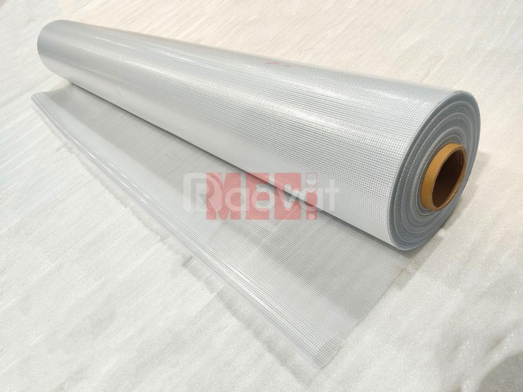 Bạt nhựa PVC lõi sợi Polyester, bạt nhựa ngăn lạnh