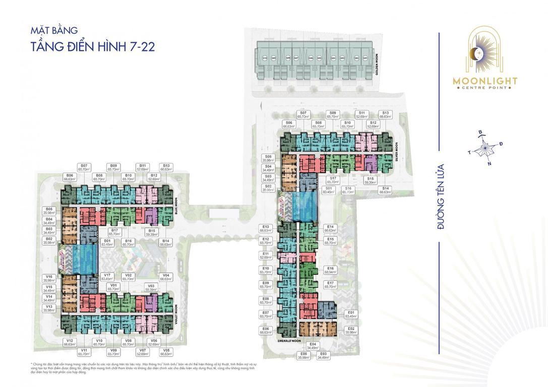 Hưng Thịnh mở bán Moonlight Centre Point Bình Tân, mỗi tháng góp 1%