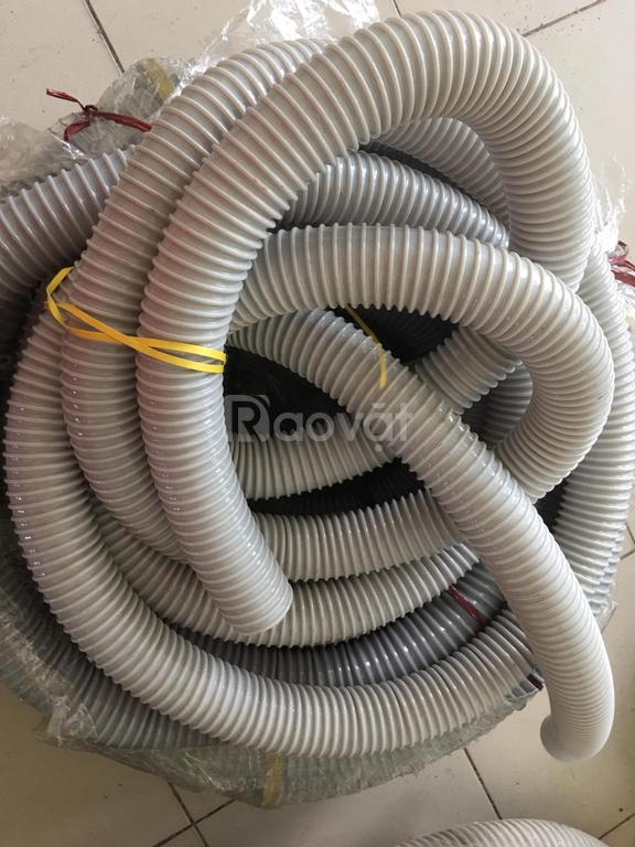 Ứng dụng của ống hút bụi gân nhựa phi 90