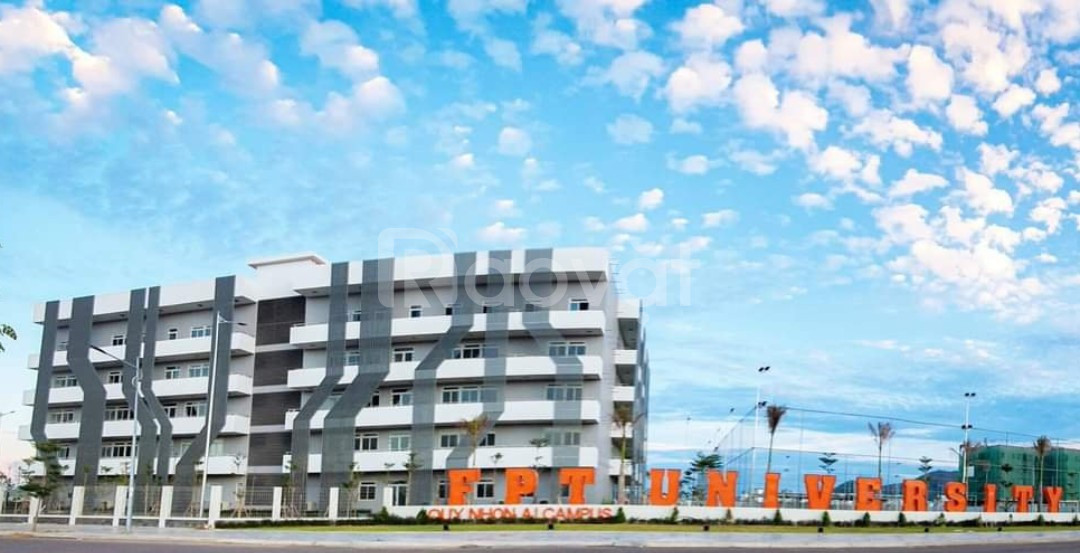 Bán căn hộ Vina2 Panorama ngay trường ĐH FPT Quy Nhơn