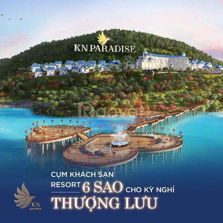 Shophouse biển bãi dài Nha Trang, bàn giao hoàn thiện ck16,5%
