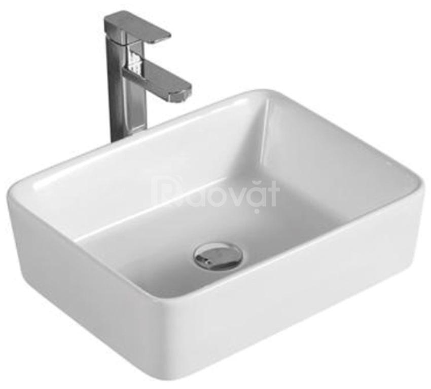 Lavabo âm, bán âm, lavabo chân đế, lavabo đặt bàn, lavabo treo