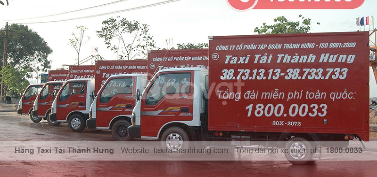 Dịch vụ xe tải Thành Hưng giá rẻ