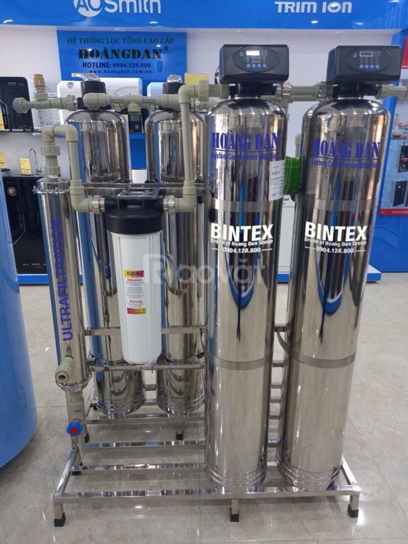 Giải pháp lọc nước tổng thể toàn nhà cao cấp