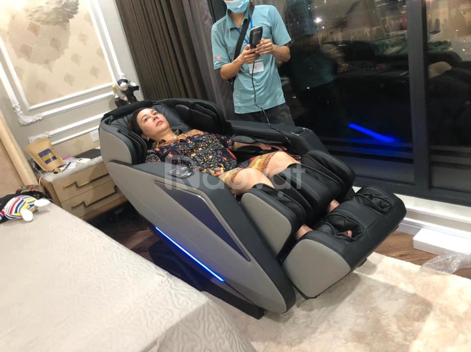 Thanh lý gấp ghế massage cao cấp, giá nào cũng bán
