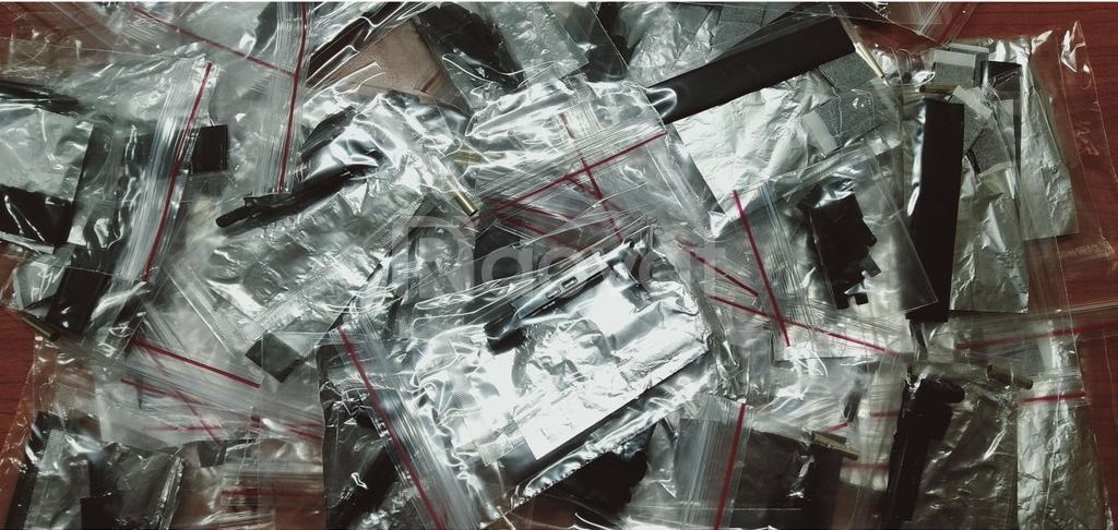Bộ 10 rệp nối cáp quang cao cấp BroField MS309