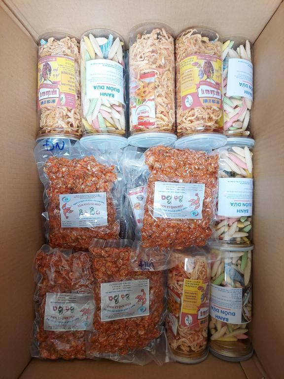 Nhận gửi thực phẩm đi Canada tại LHP Express Sài Gòn